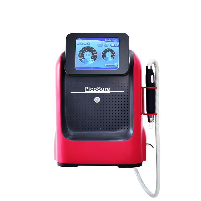 2020 Best Tattoo Removal Laser Q Switched Nd Yag Laser For Tattoo Removal Machine Ndyag Laser Tattoo Remover For High-end Salon