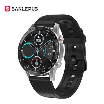 2020 SANLEPUS ECG Smart Watch Bluetooth Call Smartwatch Men Women Sport Fitness Bracelet Clock For Android Apple Xiaomi Huawei 10