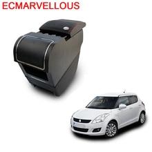 Авто украшение автомобиля-Стайлинг автомобиля подлокотник декоративная модификация модифицированный автомобильный подлокотник автомобиля коробка для Suzuki Swift