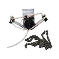 Industrial incubator Turn dense eggs motor 220 V 100 CM Chain Incubator Automatic egg turning system With motor Mounting bracket
