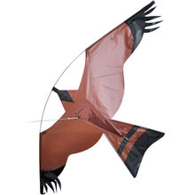 Emulation Flying Hawk Bird Drive Animal Yard Nylon Garden Pest Control Repellents Novelty Scarecrow Single Line Kite Protect(China)