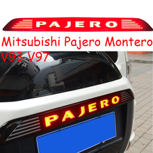 1pcs car styling Pajero Montero tail lights for V93 V97 Pajero taillight LED Tail Lamp pajero rear lamp