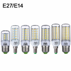 Светодиодная лампа E27 светодиодная лампа 220В Светодиодная лампа теплый белый холодный белый E14 для гостиной