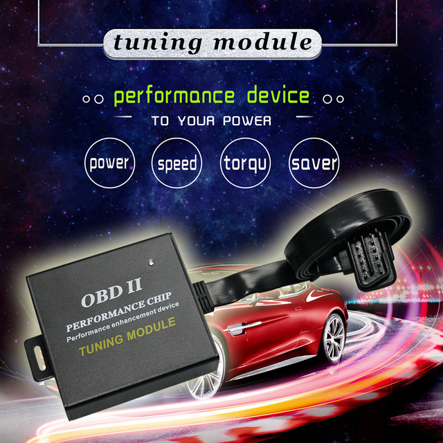 for Lincoln All Engines Car OBD2 Performance Chip Tuning Module Increase Horse Power Torque Better Fuel Efficient Save Fuel