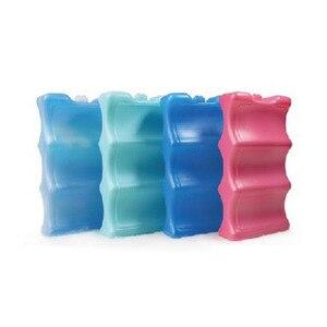 Модные новые свежие Многоразовые Пакеты для хранения грудного молока, сумка-холодильник, коробка для обеда и сумка для молокоотсоса для сох...