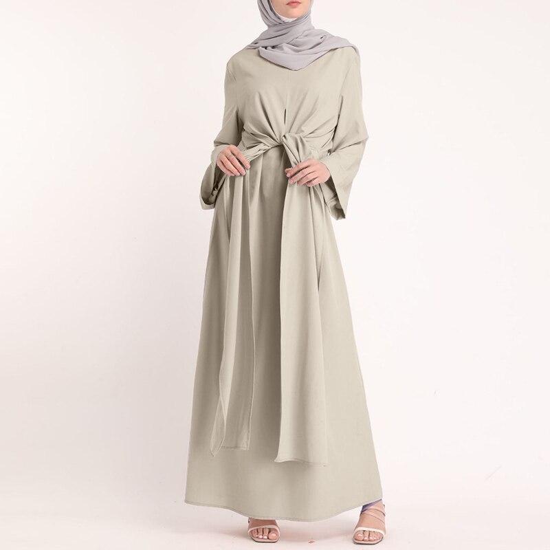 ZANZEA Muslim Dresses Eid Mubarak Kaftan Dubai Abaya Turkey Fashion Hijab Dress Islam Clothing Maxi Sundress For Women Vestidos 10