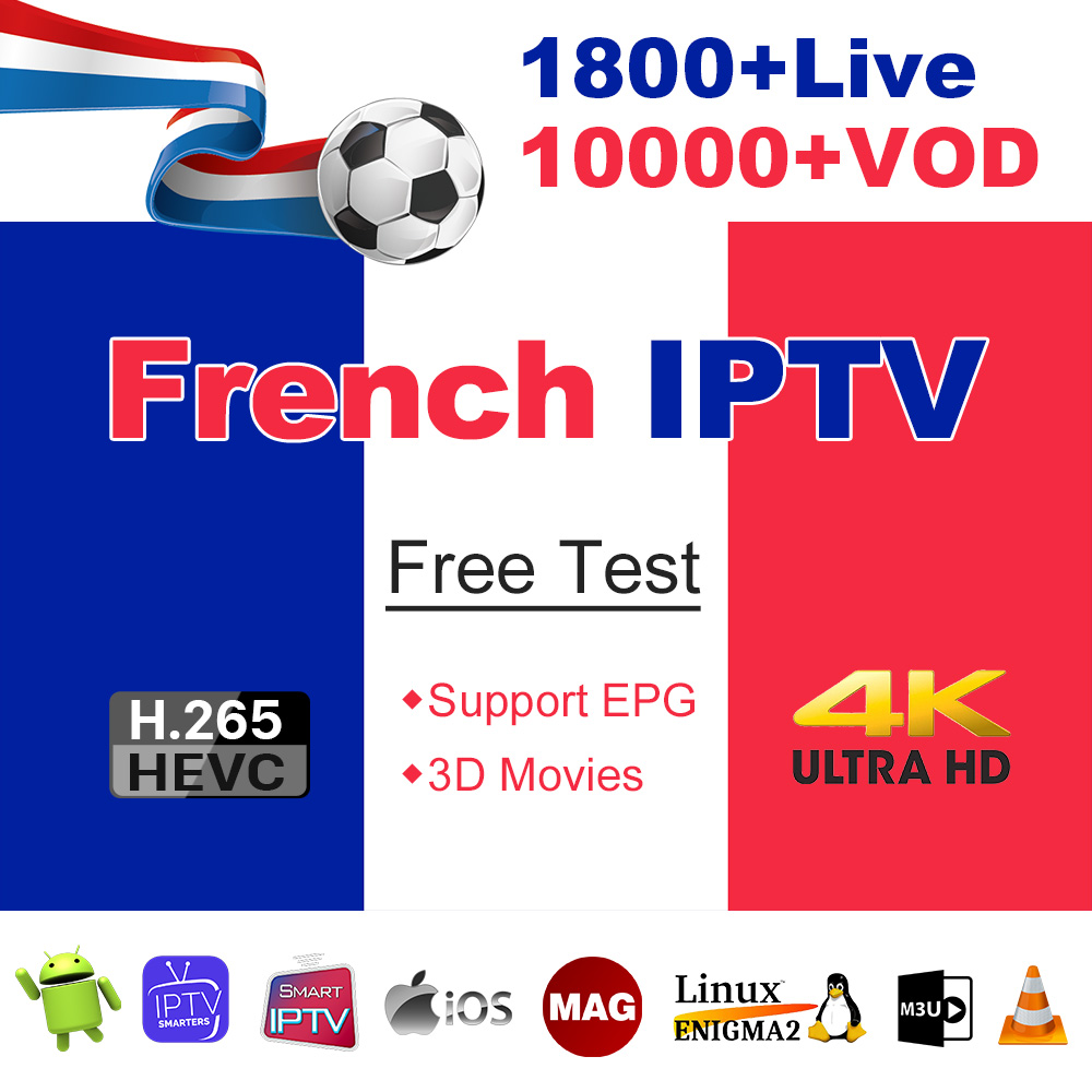 IPTV France Germany Arabic Belgium Spain IPTV Subscription M3U Android IPTV Netherlands Qatar Algeria French IP TV Code PK QHDTV