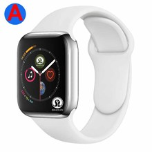 A Bluetooth Smart Watch Smartwatch Series 4 Men with Phone Call Remote Camera for IOS Apple iPhone Android Samsung HUAWEI
