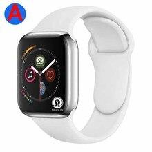 UNA Serie di 4 Uomini con Chiamata di Telefono Bluetooth Smart Watch Smartwatch A Distanza Della Macchina Fotografica per IOS di Apple iPhone Android Samsung HUAWEI