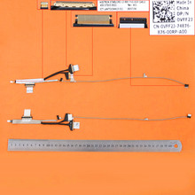 New Laptop Cable For Dell Inspiron 13 7368 Stariord ,ORG  PN: 0VFF2J 450.07S05.0021 Replacement Repair Notebook LCD LVDS