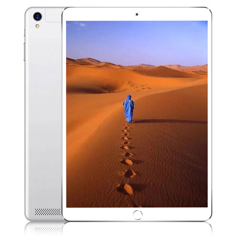 P80 T805C Android 9.0 2.5D Screen Tablet Pcs 10 Inch 4G LTE Tablet PC 10 Core RAM 8GB ROM 64GB Tablets Kids Tablet FM GPS 13MP