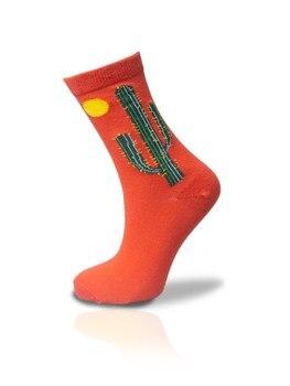 Cactus Socket Socks Unisex 36 42