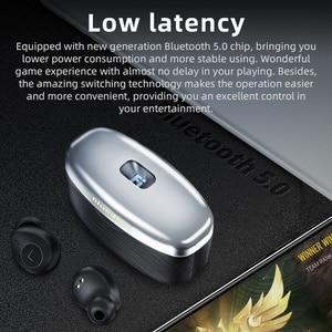 Image 5 - Bluedio Fi, écouteur Bluetooth, TWS, écouteurs sans fil, APTX, étanche, casque de sport, écouteur sans fil, dans loreille, boîtier de charge