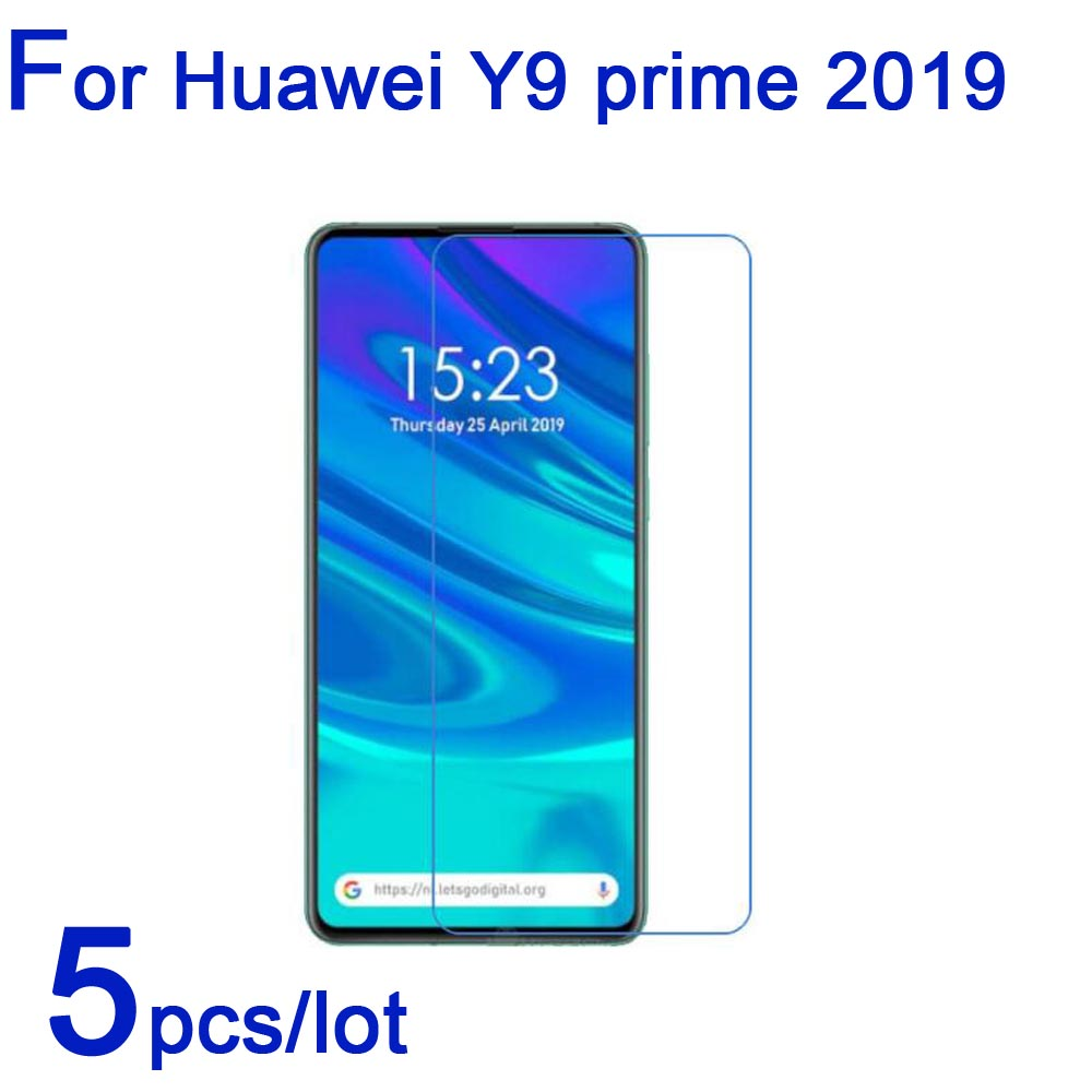5pcs Clear/Matte/Nano Anti-explosion Protective Films For Huawei Y5 Y6 Y7 Y9 2019 Prime Pro Honor 8S 8A Screen Protectors Guard