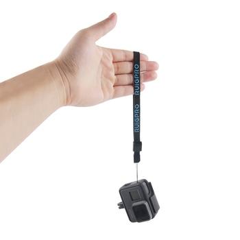 цена на Wris Hand Strap Handing Belt Safe Rope Camera anti-lost lanyard For GoPro Hero 8 7 6 5 4 3+ SJCAM SJ4000 SJ5000 SJ6 SJ7 YI