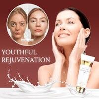 250ml Hot Sale Volcanic Mud Shower Gel Whole Body Wash Fast Whitening Deep Clean Skin Moisturizing Exfoliating Body Care 2