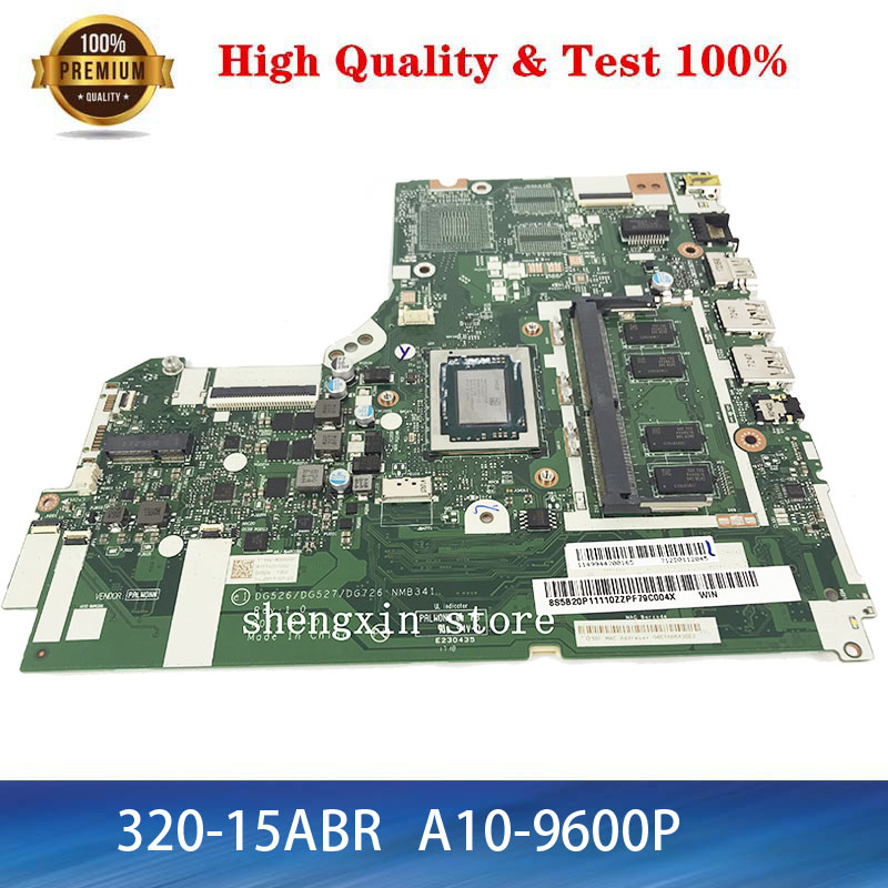 Brand NEW For <font><b>Lenovo</b></font> <font><b>IdeaPad</b></font> laptop <font><b>motherboard</b></font> <font><b>320</b></font>-15ABR DG526 DG527 DG726 NMB341 NMB-341A10-9600P image