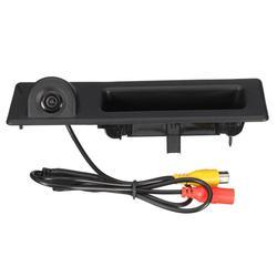 Poignée de coffre de voiture inversant 170 ° caméra de vue arrière pour Bmw 3 5X3 série F10 F11 F25 F30 1