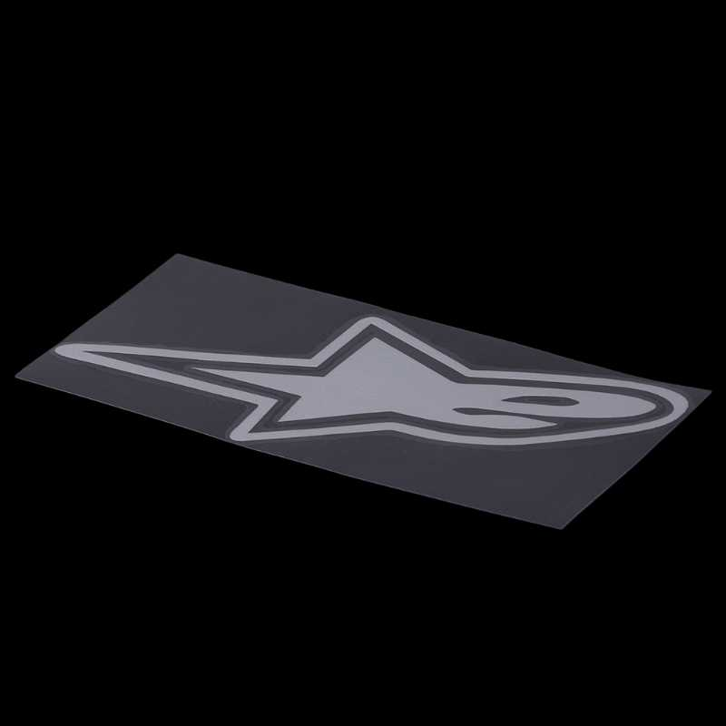 アルパインスターカーステッカーオートバイ車の装飾パーソナライズされたファッションアクセサリーステッカー車体窓の壁のステッカー 18*7.6 センチメートル