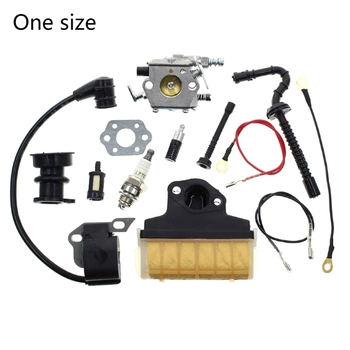 Carburetor for Stihl 021 023 025 MS210 MS230 MS250 Chainsaw Carb with 1123 160 1 N1HF switch shaft choke rod kit for stihl ms250 ms230 ms210 025 023 021 ms 250 230 210 chainsaw parts