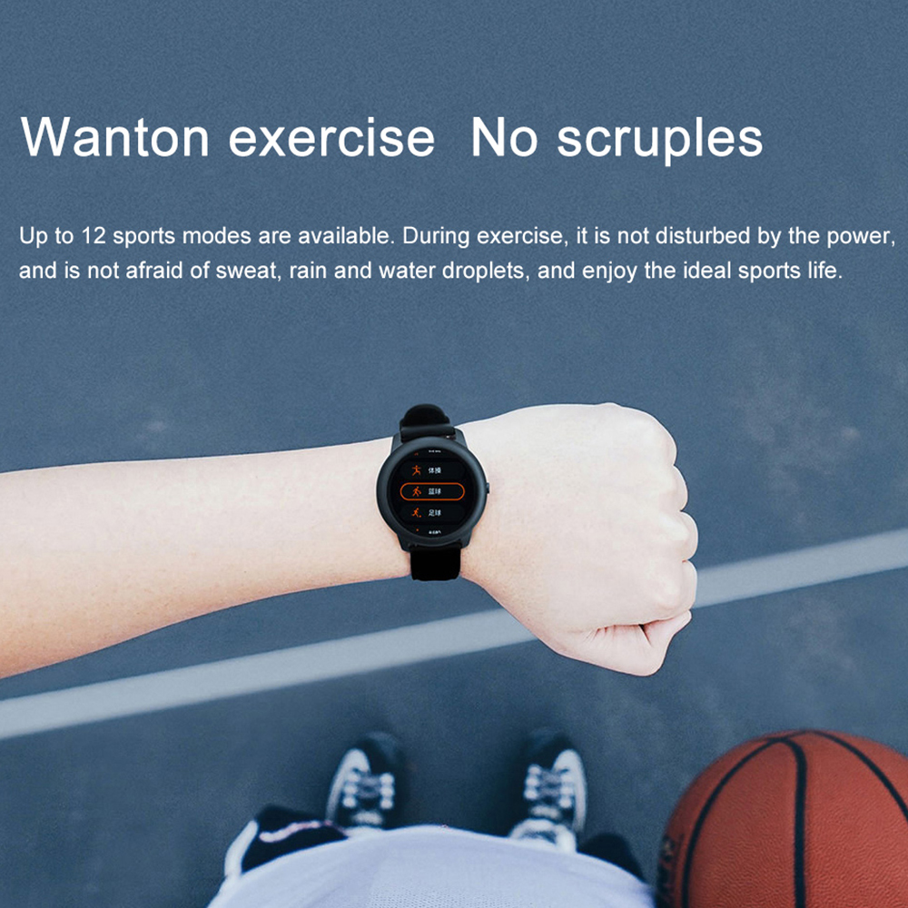 2020 Original Xiaomi Haylou Solar Smart Watch Sport Fashion Bracelet Heart Rate Sleep Monitor Fitness Tracker For iOS Android 6