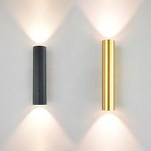 LED Wall Sconces Light Fixtures Lamps Modern 12W LED Wall Lamp Up And Down Lighting Indoor Wall Lights for Living Room Hallway