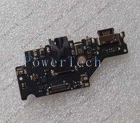 Umidigi f2 placa usb 100% original novo para usb plug placa de carga acessórios substituição para umidigi f2 telefone celular