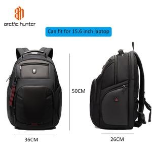 Image 3 - Arctique HUNTER sac à dos étanche hommes sac à dos pour ordinateur portable sac décole pour adolescents sac à dos multifonction voyage sacs à dos mâle