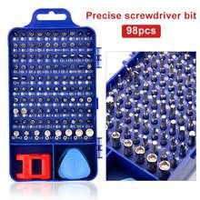 115/110/25 w 1 śrubokręt wielofunkcyjny zestaw narzędzi ręcznych wkrętaki do komputera PC narzędzia do naprawy telefonów