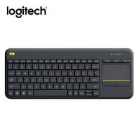 Logitech Keyboard K400 Plus Wireless Touch Keyboard w/ Touchpad forPC Laptop Android Smart TV HTPC
