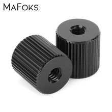 Screw-Adapter Microphone-Stand Tripod Mic-Bracket Hot-Shoe Threaded 2PCS for Female To