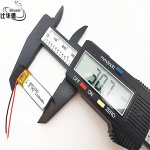 Image 3 - (Envío gratis) batería de litio polímero 3,7 V, 401230 041230 se puede personalizar al por mayor certificación de calidad CE FCC ROHS MSDS