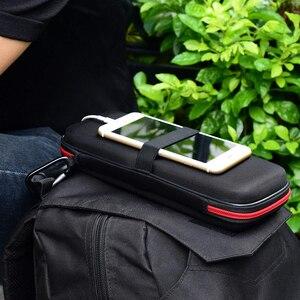 Image 5 - Newest EVA Hard Portable Case for Romoss Sense 8+ 30000mAh Mobile Power Cover Portable Battery Power Bank Phone Bag