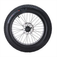 electric snowmobile front wheel beach car front wheel 20 inch thick bicycle with inner tube 4.0 Fat tire