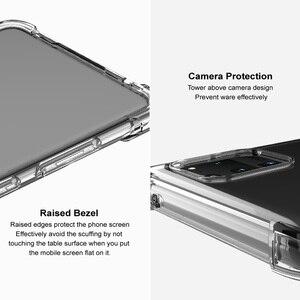 Image 5 - IMAK Crystal Lưng Mềm Dùng Cho Sony Xperia 1 III 360 Bảo Vệ Nắp Lưng Điện Thoại Cho Sony Xpeira 10 Ii 5 Iii 1ii 1iii Lưng