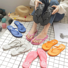Women Slippers 2019 New Summer Fashion Flip Flops Sandals Casual Shoes