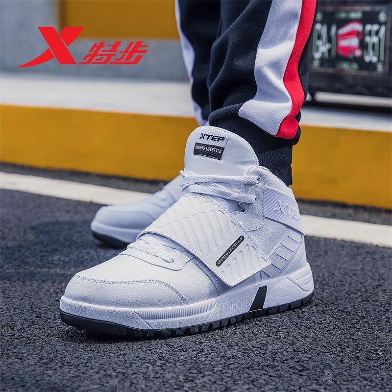 882419379560 xtep men cotton casual shoe winter warm plus plush sneakers