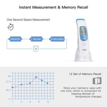 Kkmoon digital infrared temperatur