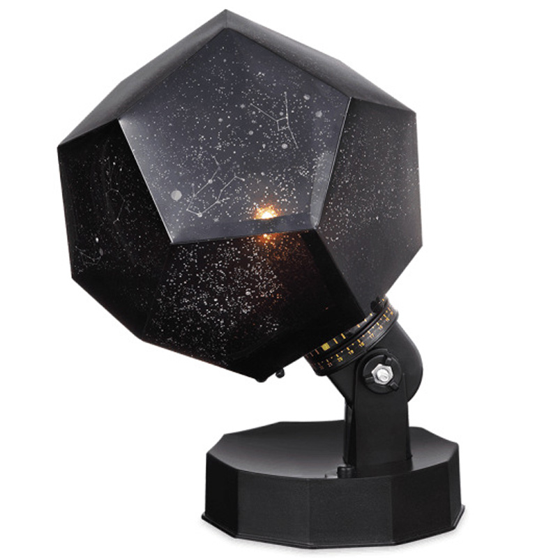 Night Light Projector Star Sky Night Lamp 3 Modes Rotation 3 LED 3 Color Starry Projection Lamp For Kid Baby Bedroom,Christmas G