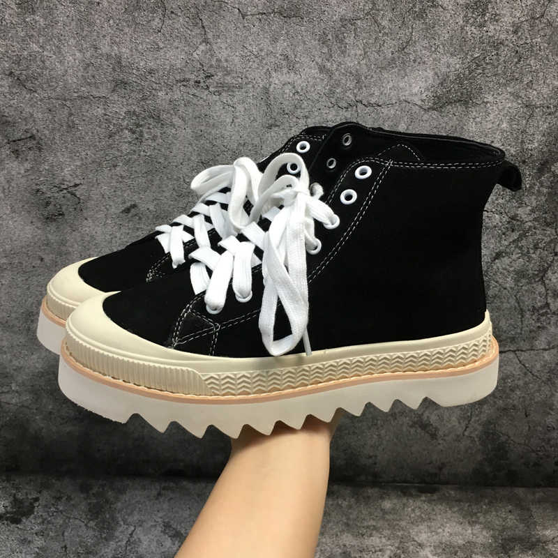 รองเท้าผู้หญิงรองเท้าผู้หญิง 2019 ฤดูใบไม้ร่วง Lace Up ข้อเท้ารองเท้าสำหรับรองเท้าผู้หญิงแฟชั่นรองเท้าฤดูใบไม้ร่วงหญิงรองเท้า