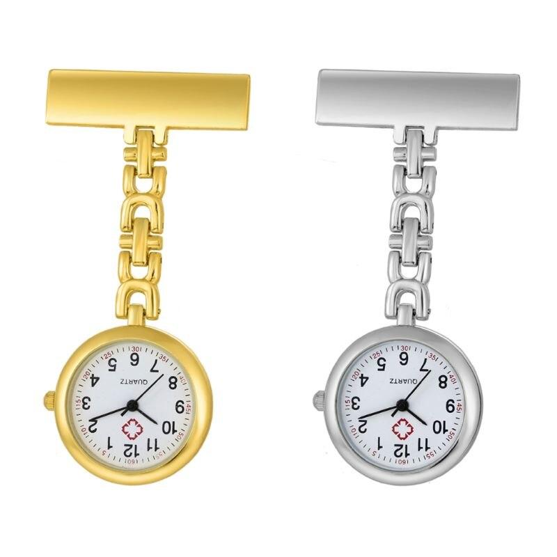 Nurses Fob Tunic Watch Engraved Custom Personalised Nurse Carer Gift