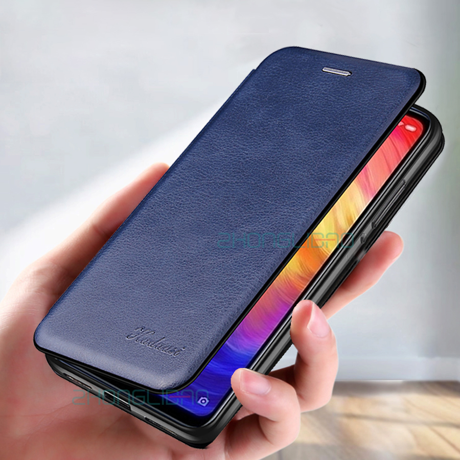 Чехол-книжка для Xiao mi Red mi Note 8 mi 9t A2 Lite mi 9t Red mi K20 7A 6 Pro Note 8t 7 6 5 8 T Pro Магнитный кожаный чехол-кошелек для телефона