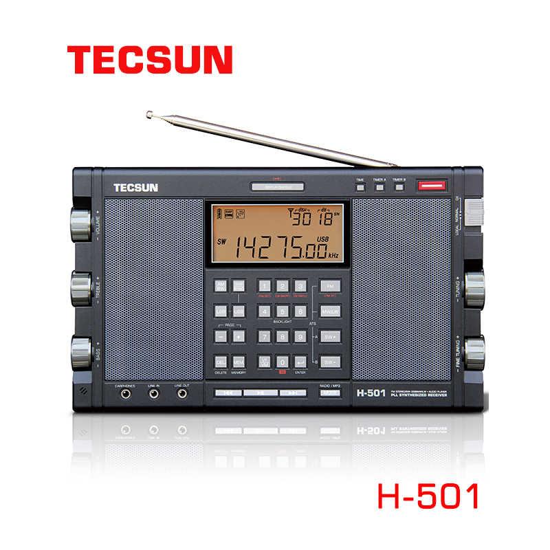 Receptor Multibanda Tecsun H501