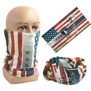 Национальный флаг, волшебный шарф, бандана для мужчин, для велоспорта, мотоцикла, Балаклава, головные шарфы, для улицы, ветрозащитная спорти...