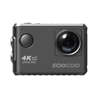 ABKT Soocoo F500 4K Wifi Hdmi Lcd Display Sports Camera Action Sports Camera Ultra Hd Waterproof Underwater Dv Camcorder