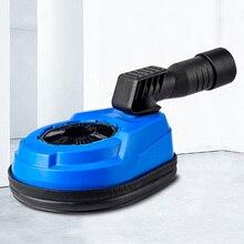 Elektrische Bohrer Staub Abdeckung Winkel Grinder Werkzeug Zubehör Universal Pinsel Für Bohren Oberfläche Schleifen Rotation Interface Shroud