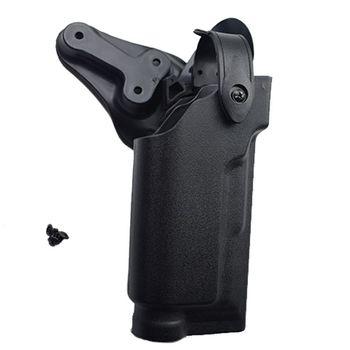 Military Beretta M9 92 96 Gun Holsters With Flashlight Tactical Hunting Shooting Airsoft Pistol Quick Drop Belt Gun Holsters фото