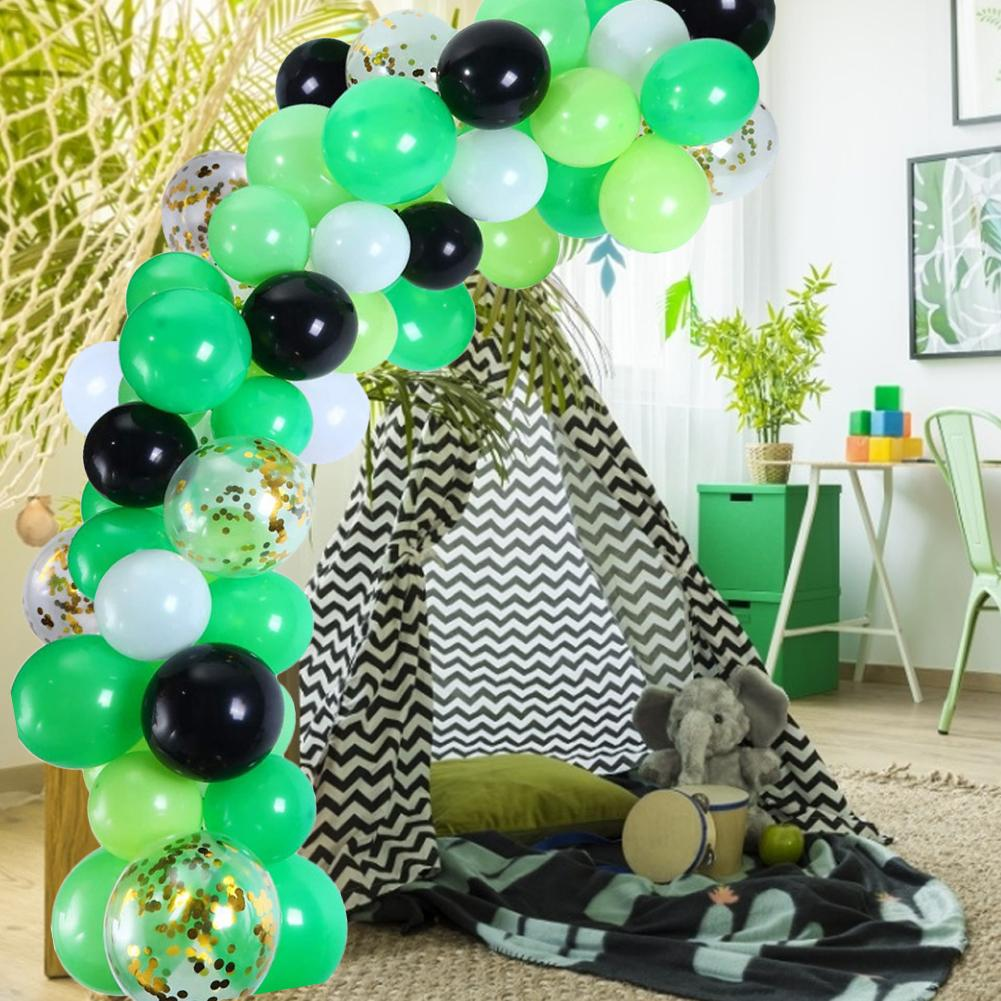 112Pcs Party Balloons Arch Garlands Wedding Birthday Party Decorations Kids Adult Latex Birthday Balloons in Ballons Accessories from Home Garden