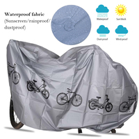 Waterproof Bike Bicycle Cover Outdoor UV  MTB Bike Case For The Bicycle Prevent Rain Bike Cover Bicycle Accessories