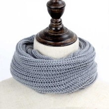 Теплый для шеи осенью и зимой, мужской и женский ученик может сочетать все виды вязаных пуловеров и универсальных шарфов